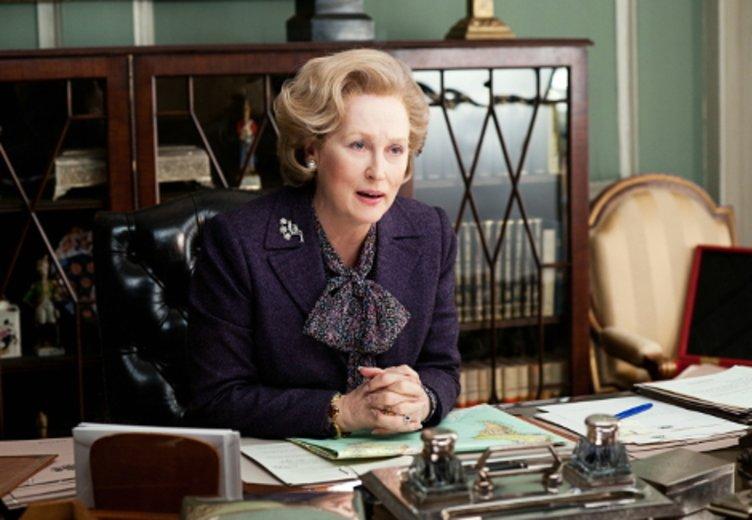 """Meryl Streep als Margaret Thatcher in """"Die eiserne Lady"""" (2011) © Concorde"""