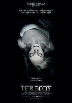 El cuerpo Poster