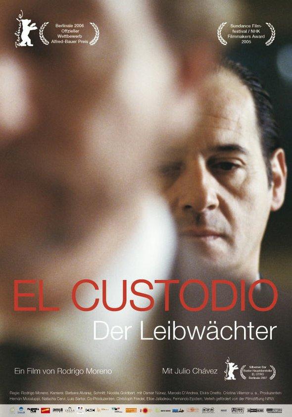 El Custodio - Der Leibwächter Poster