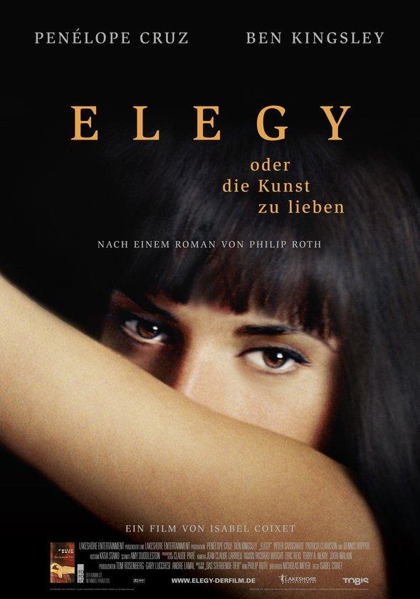 Elegy oder die Kunst zu lieben Poster