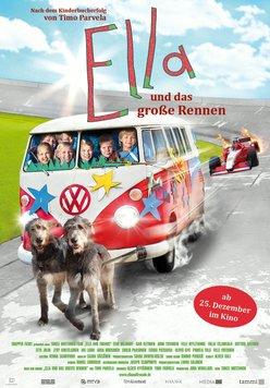 Ella und das große Rennen Poster