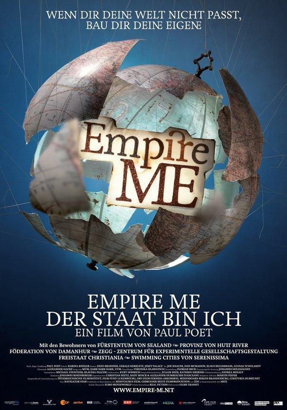 Empire Me - Der Staat bin ich Poster