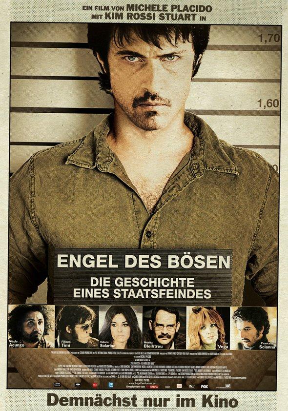 Engel des Bösen - Die Geschichte eines Staatsfeindes Poster