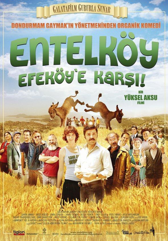 Entelköy gegen Efeköy Poster