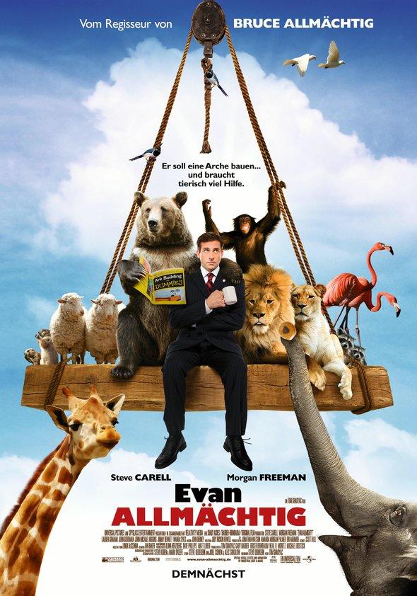 Evan Allmächtig Poster