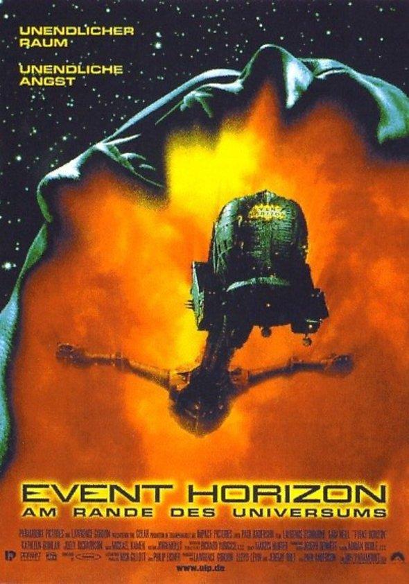 Event Horizon - Am Rande des Universums Poster
