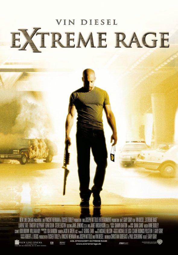 Extreme Rage Poster
