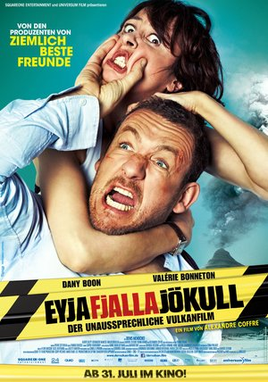 Eyjafjallajökull - Der unaussprechliche Vulkanfilm Poster