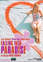 Falling into Paradise Poster