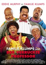 Familie Klumps und der verrückte Professor Poster