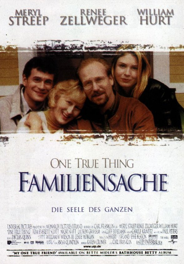 Familiensache Film (1998) · Trailer · Kritik · KINO.de