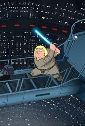 Family Guy präsentiert: Irgendwo, irgendwie, irgendwann auf der dunklen Seite