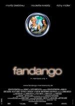 Fandango - Members Only Poster
