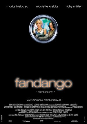 Fandango - Members Only Poster