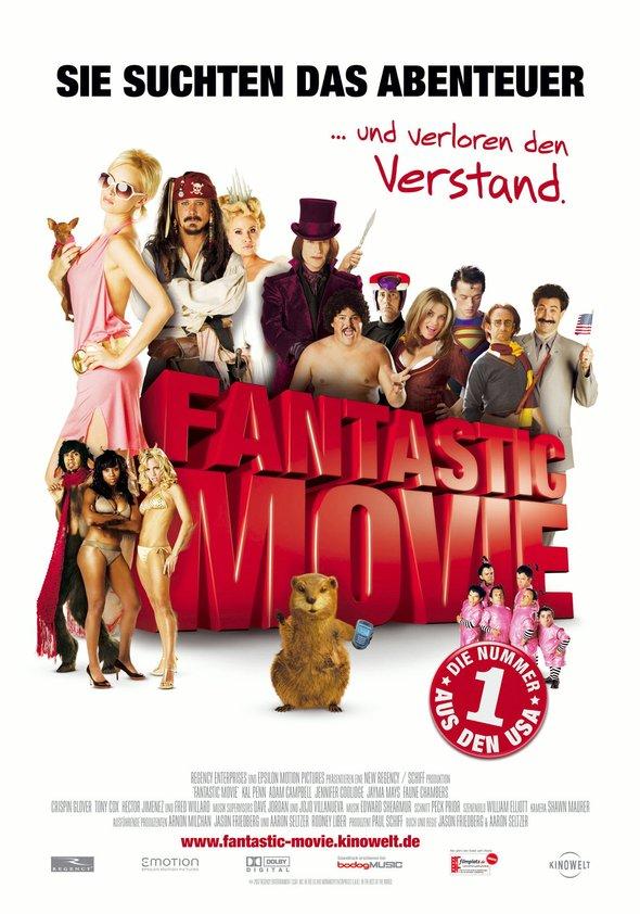 Fantastic Movie Poster