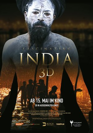 Fascinating India 3D Poster