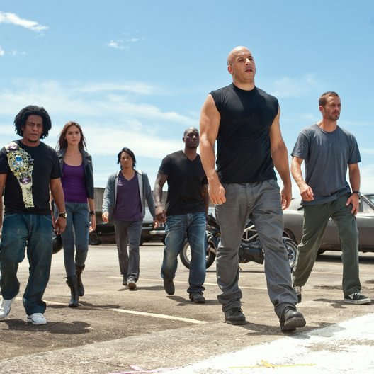 Fast & Furious Five - Trailer Poster