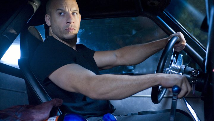 Fast and Furious 4 - Trailer Poster