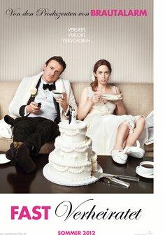 Fast verheiratet Poster