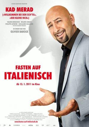 Fasten auf Italienisch Poster