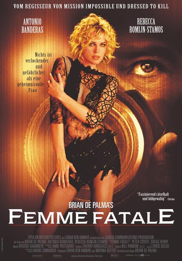 Femme Fatale Film (2002) · Trailer · Kritik · KINO.de