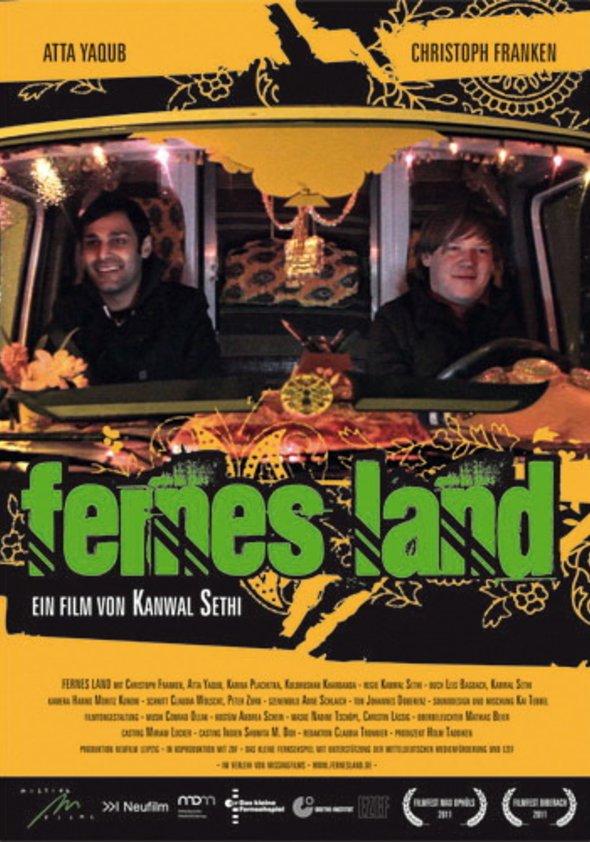 Fernes Land Poster