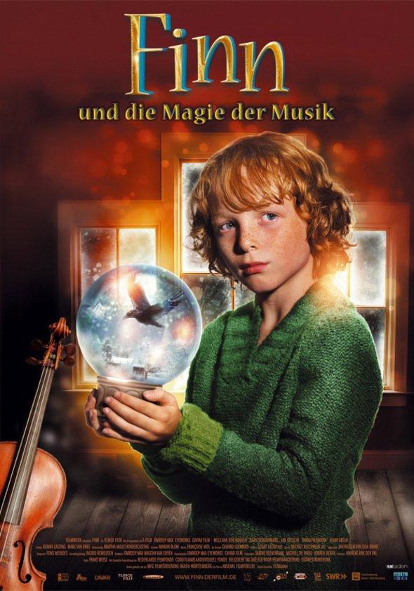 Finn und die Magie der Musik Poster