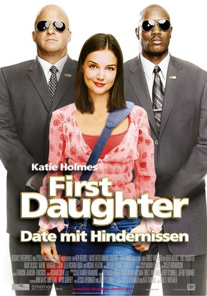 First Daughter - Date mit Hindernissen Poster