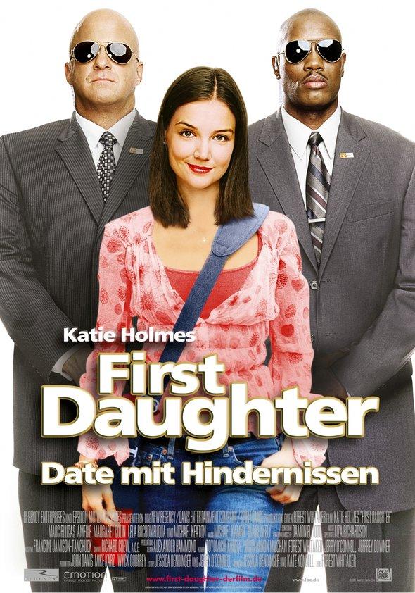 First Daughter - Date mit Hindernissen Poster
