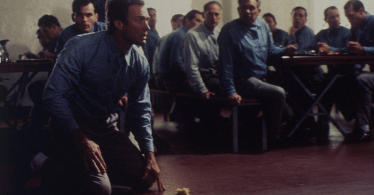 Flucht Von Alcatraz Film 1979 Trailer Kritik Kino De