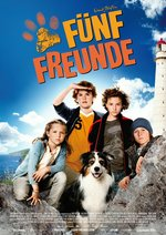 Fünf Freunde Poster