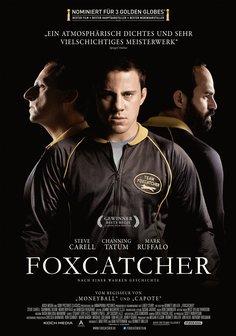 Foxcatcher Poster