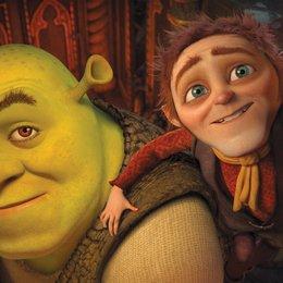 Für immer Shrek (DVD-Trailer) Poster