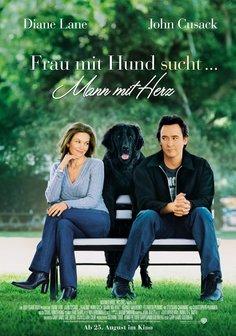 Frau mit Hund sucht Mann mit Herz Poster