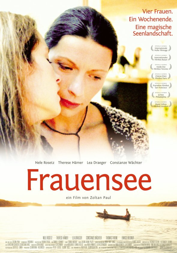 Frauensee Poster