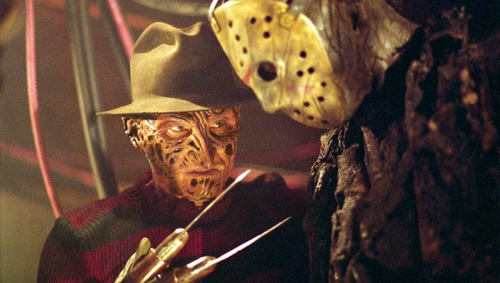 Freddy Vs. Jason - Trailer Poster