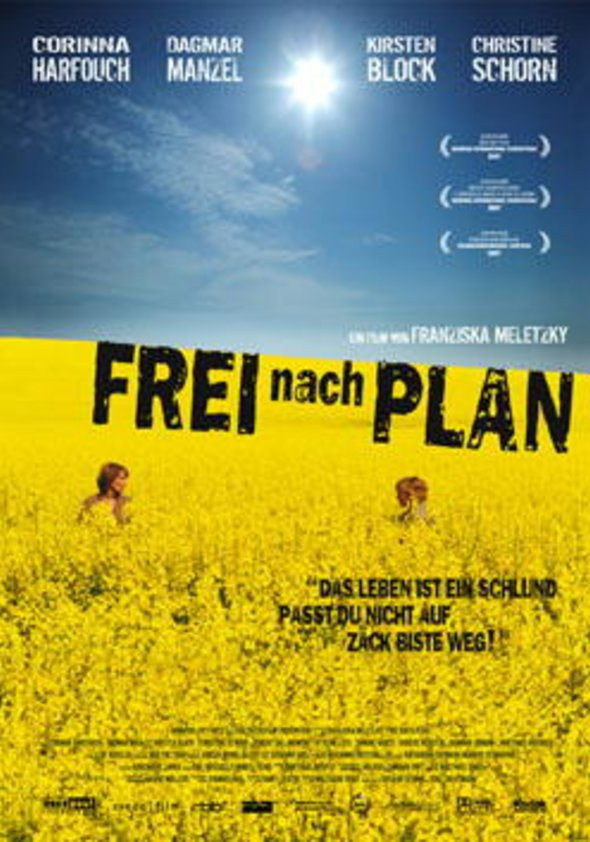 Frei nach Plan Poster