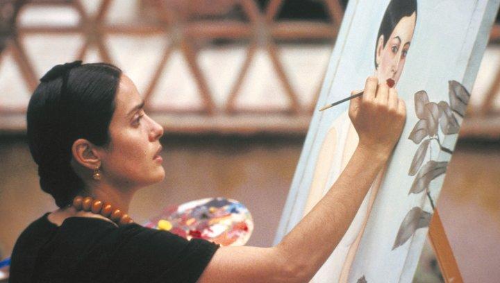 Frida - Trailer Poster