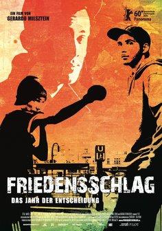 Friedensschlag Poster