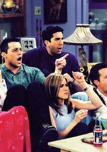 Friends (Season 03, 25 Episoden)