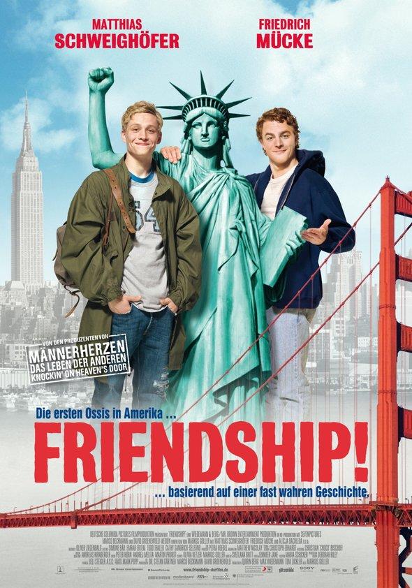 Friendship! Poster