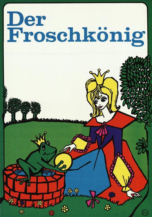 Froschkönig Poster