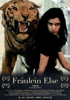 Fräulein Else Poster
