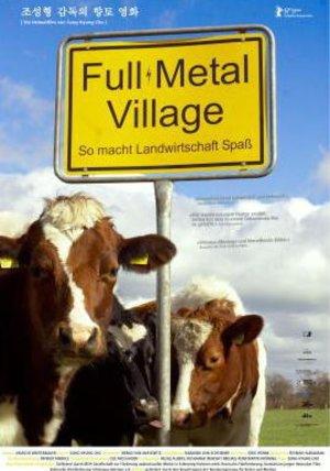 Full Metal Village Poster