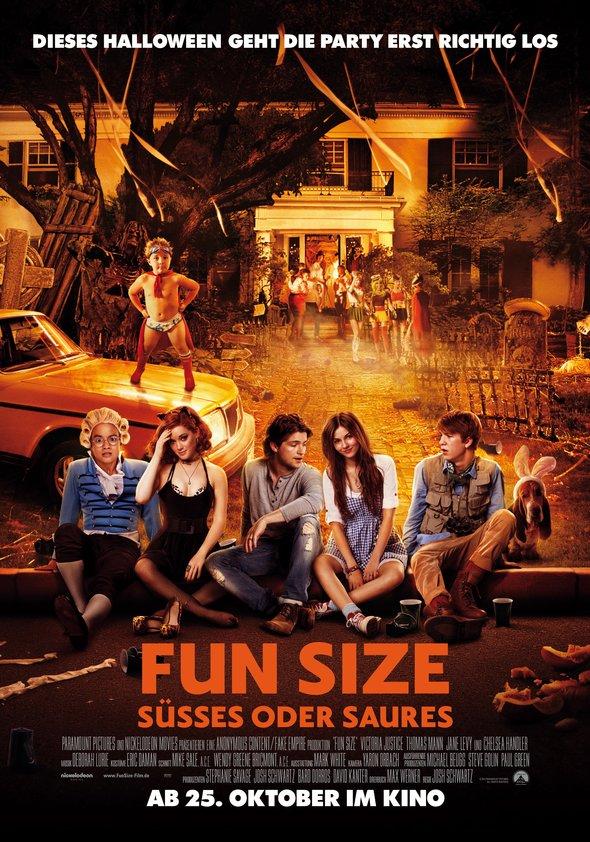 Fun Size - Süßes oder Saures Poster