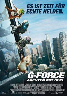 G-Force - Agenten mit Biss Poster