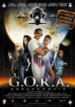 G.O.R.A. - A Space Movie Poster