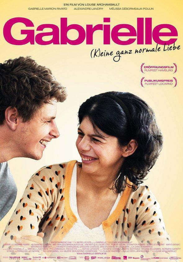 Gabrielle - (K)eine ganz normale Liebe Poster