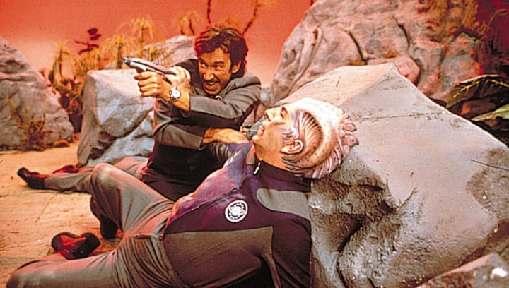 Galaxy Quest - Planlos durchs Weltall - Trailer Poster