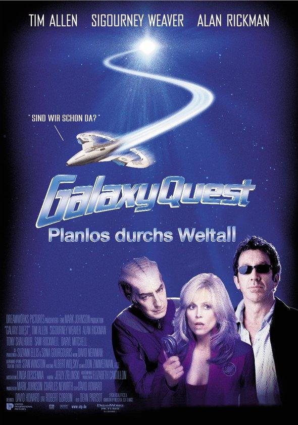 Galaxy Quest - Planlos durchs Weltall Poster